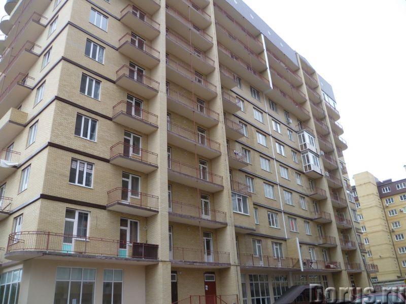 Ессентуки, р-н Курортный ул Октябрьская 337 корпус 3, 1-комнатная квартира 45,4 кв м, балкон 5 кв.м..., фото 1