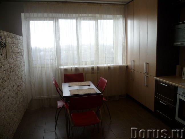 Сдается 1- комнатная квартира улучшеной планировки ул Октябрьская , 4/8 эт. дома 50 кв м, кухня 14 -..., фото 1